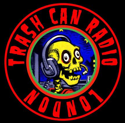 Image result for Trash Can Radio